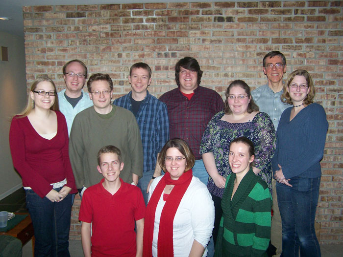 McMahon Group Dec 2009