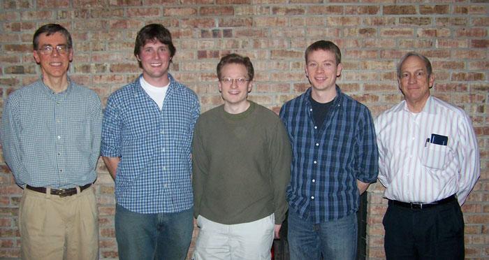 Rotational Spectroscopy Group in 2009